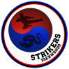 Strikers Taekwondo logo